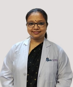 Dr. Hemalatha Pugalendhi - Gynecologist and Infertility Specialist