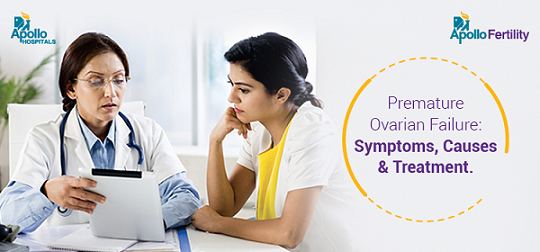 Premature Ovarian Failure: Symptoms, Causes and Treatment